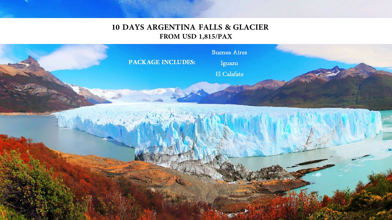 Argentina-Falls-Glacier