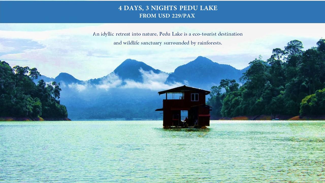 Pedu-Lake